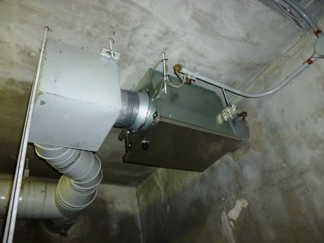 (5)新規換気扇交換完了