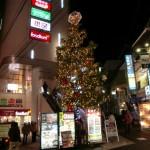 9.クリスマス装飾完了