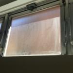 排煙窓 ラッチ 交換